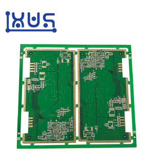 XWS 94v0 Board FR4 Multilayer PCB Circuit Board Prototype Manufacture