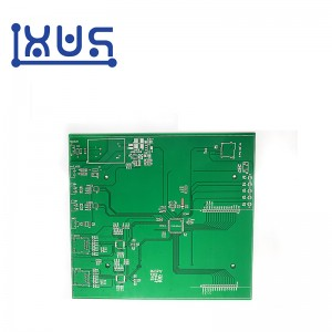 XWS PCB FR4 Single Side Circuit Board PCB Shenzhen PCB Manufacturer