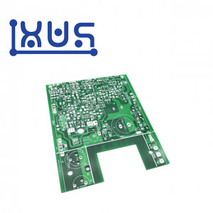 XWS Control Charger FR4 Single Side PCB Board Manufacture