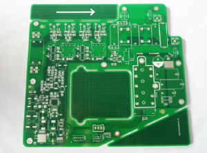 XWS SMT OEM Service 4 layer FR4 1.6mm Keyboard PCB Manufacture In China