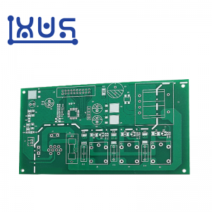 XWS Custom FR4 HASL lF Bare Single Side PCB Circuit Board Prototype Fabrication