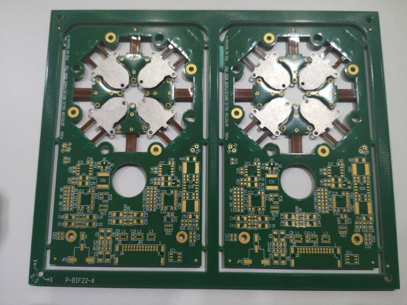 XWS Custom Electronic 8 Layer Circuit Board base FR4 PCB Manufacture And Assembly Featured Image