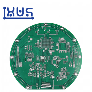 XWS Electronic Multilayer FR4 1.6mm Bare Printed Circuit Board Shenzhen PCB Manufacturer
