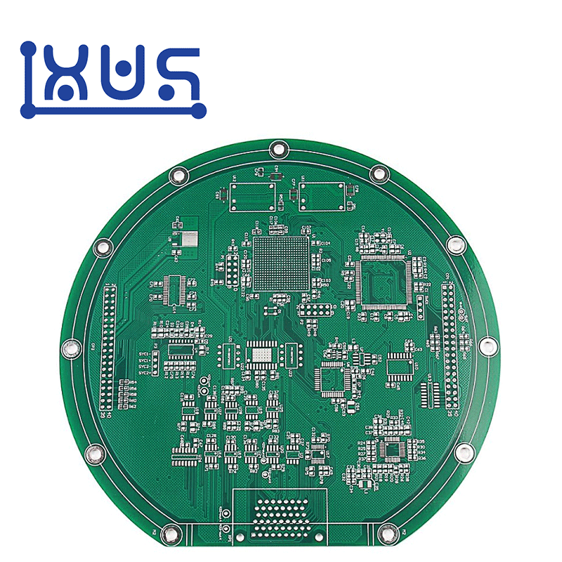 XWS Electronic Multilayer FR4 1.6mm Bare Printed Circuit Board Shenzhen PCB Manufacturer Featured Image