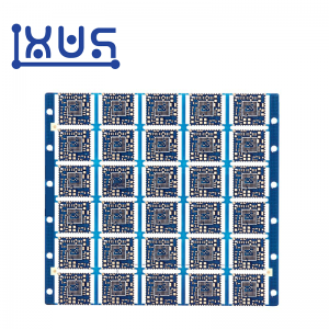 XWS Shenzhen Electronic Bare FR4 Double Side PCB Printed Circuit Board Manufacture