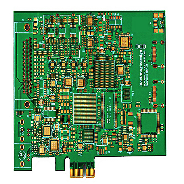XWS 6 Layer Communication Blind Buried Plated Design Circuit Board Factory Featured Image