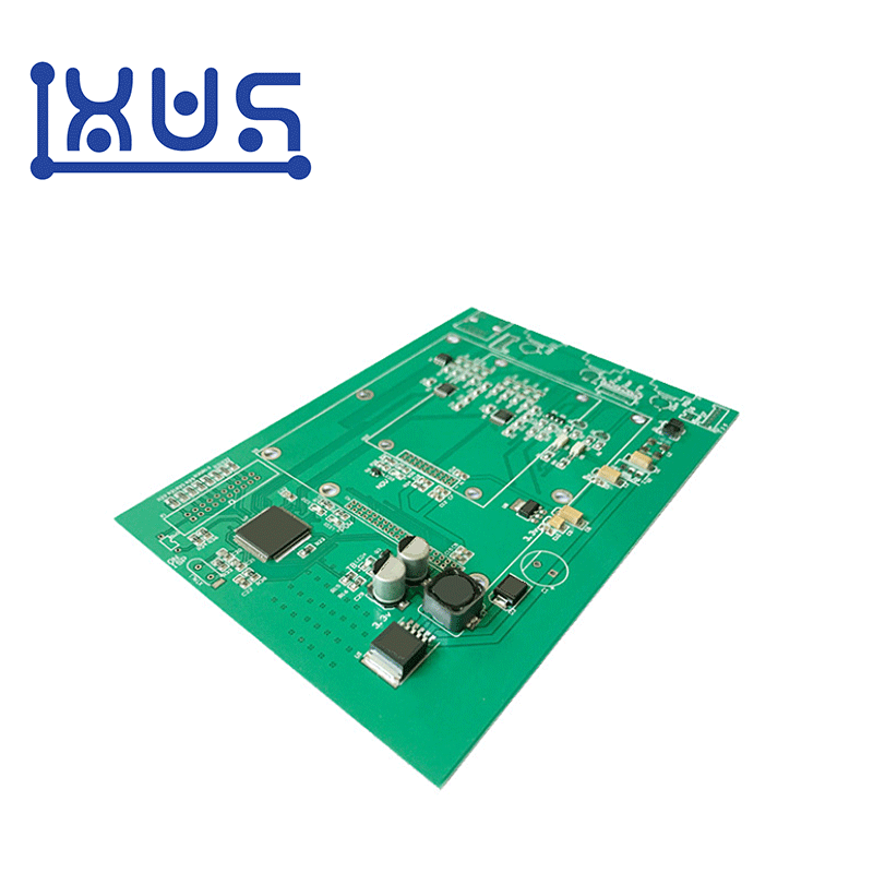 XWS 94v-0 Circuit Board Custom SMT Double Side FR4 PCBA PCB Manufacture And Assembly Featured Image