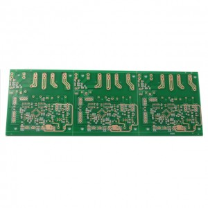 XWS 94v0 SMT OEM Double Side Control PCB Circuit Board Supplier