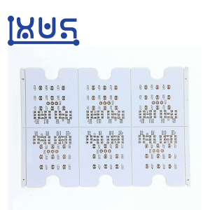 XWS Electronic Single Side Led Bulb Aluminum PCB Manufacture
