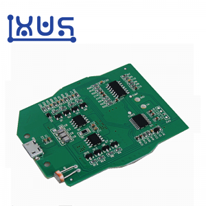 XWS 94v0 Board OEM Service FR4 Multilayer PCB PCBA Assembly Manufacturer