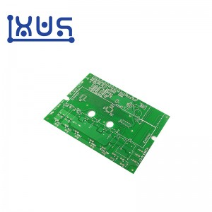 XWS Printed Circuit Board FR4 Double Side PCB Design Service Shenzhen Manufacturer