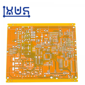 XWS Custom 94v0 Board FR4 1.6mm Double Side Shenzhen PCB Manufacturer