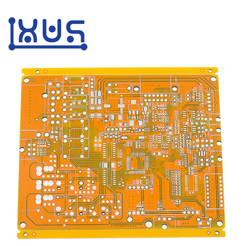 XWS Custom 94v0 Board FR4 1.6mm Double Side Shenzhen PCB Manufacturer Featured Image