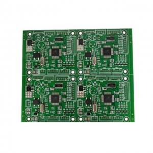 XWS OEM SMT Service FR4 Multilayer Printed Circuit Board PCB PCBA Manufacture And Assembly