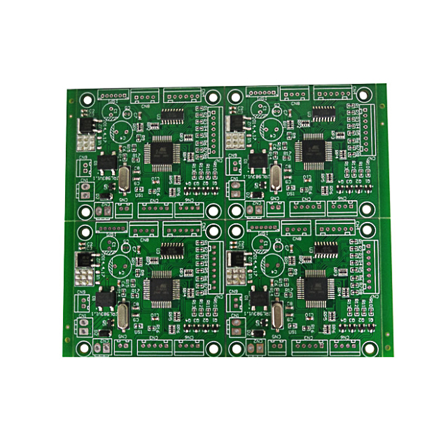 XWS OEM SMT Service FR4 Multilayer Printed Circuit Board PCB PCBA Manufacture And Assembly Featured Image