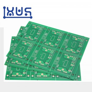 XWS Electronic Control Board FR4 Double Side PCB Printed Circuit Board Assembly