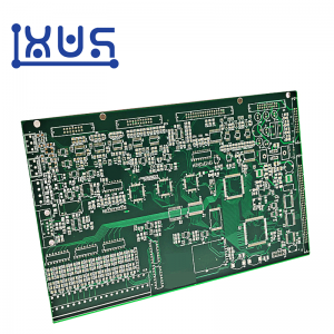 XWS Bare FR4 Double Side PCB Printed Circuit Board Prototype Supplier