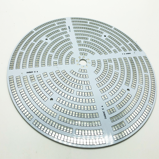 XWS Electronics Assembly 2 Layer Aluminum PCB Manufactor With Competitive Price Featured Image