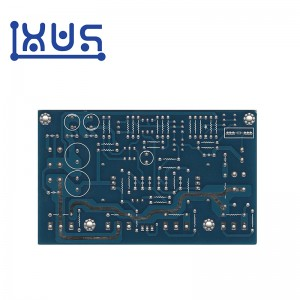 XWS Printed Circuit Board FR4 PCB Double Side PCB Supplier