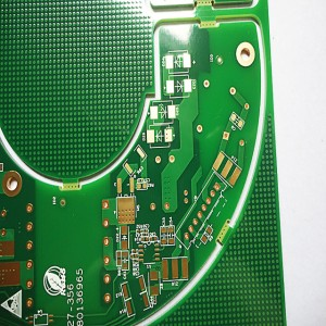 XWS 4 Layer Immersion Gold HDI PCB  Manufacturer Provide High Quality