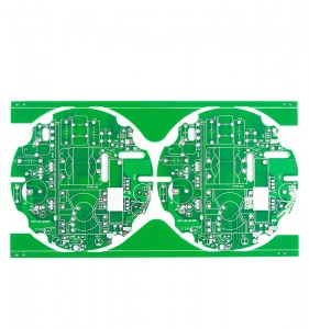 XWS Low Cost SMT OEM FR4 1.6mm Double Side PCB Manufacture And Assembly In China