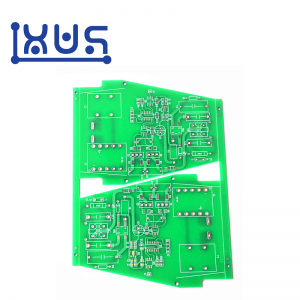 XWS 94v0 Control Charger Single Side PCB Board Manufacture