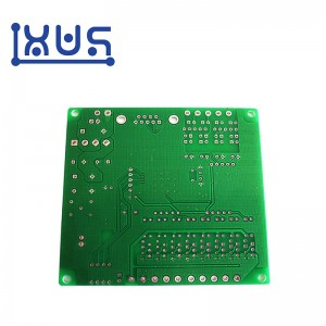 XWS Electronic Control Board PCB Design Service Shenzhen Manufacture And Assembly