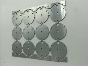 XWS HASL Aluminum PCB Printed 94v0 Cricuit Board Manufactor