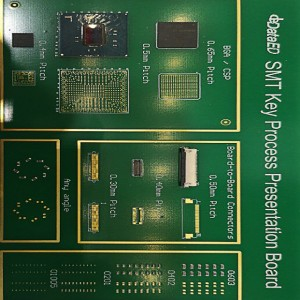 XWS SMT 94v0 PCB Board With Rohs FR4 1.6mm Multilayer Key Process Presentation PCB