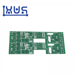 XWS Control HASL LF Single Side FR4 Keyboard PCB Board Prototype Fabrication