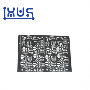 XWS 94v0 FR4 Wifi Single Side PCB Circuit Board Supplier