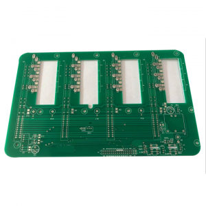 XWS Custom Double Side FR4 1.6mm PCB Assembly Service Supplier
