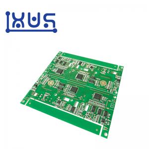 XWS Shenzhen Electronic SMT FR4 1.6mm 2 layer PCB PCBA Assembly Manufacturer