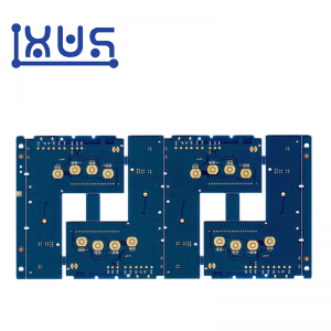 XWS Control FR4 Double Side China Printed Circuit Boards PCB Factory