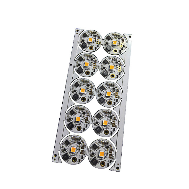 XWS OEM Service Aluminium SMD 5050 Led  PCB  board Manufacture And Assembly Featured Image