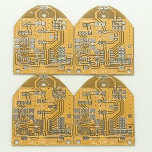 XWS Electronics Assembly FR4 HASL LF PCB Control Board
