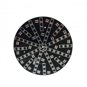 XWS SMT Single Side Aluminum SMD 5050 Led Strip PCB Printed Circuit Board