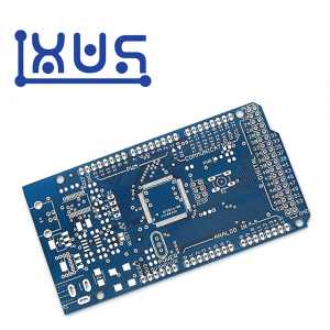 XWS Electronic Custom FR4 1.6mm 2 layer HASL LF PCB Board Raw Materials Factory