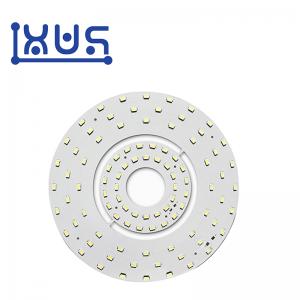 XWS Electronic Aluminum Led Bulb PCB Circuit Board Prototype Manufacture