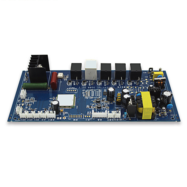 XWS Control Double Side FR4 PCB Circuit Boards SMT Manufacture And Assembly Featured Image