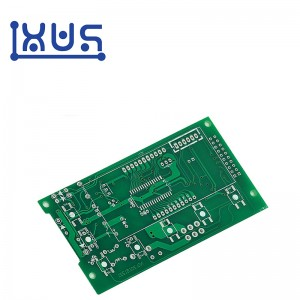 XWS Custom Printing Pcb Circuit Double Layer FR4 Shenzhen PCB Design