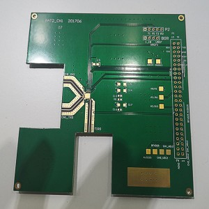 XWS SMT FR4 Multilayer PCB Control Board Manufactur And Assembly