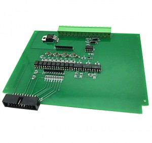 XWS Electronics Control FR4 94v0 Circuit Board PCBA PCB Manufacture And Assembly