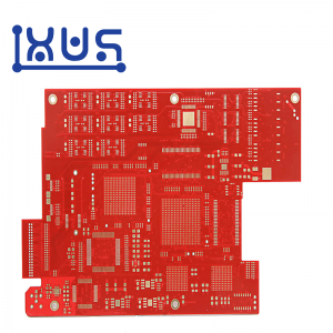 XWS 94v0 Control Double Side PCB Printed Circuit Board Shenzhen Manufacturer