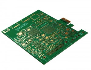 XWS 6 Layer Communication Blind Buried Plated Design Circuit Board Factory