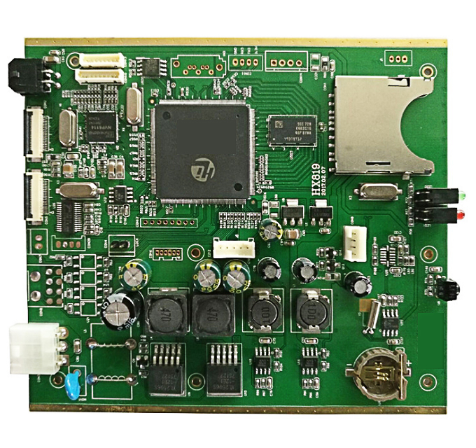 XWS 94v0 Circuit Board Custom FR4 1.6mm Multilayer PCBA PCB Assembly Featured Image