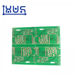 XWS 94v-0 FR4 Control Double Side Shenzhen PCB Board Manufacturer