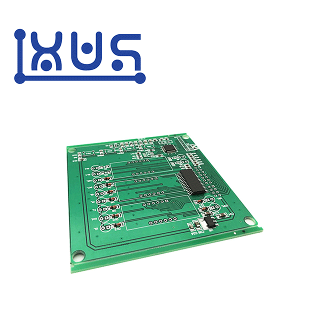 XWS Electronic OEM Service FR4 2 Layer PCB Board Assembly Manufacturer Featured Image