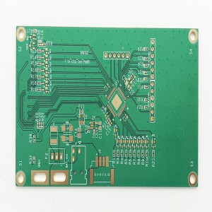 XWS FR-4 Double Layer PCB Electronic Circuit Board Manufactor