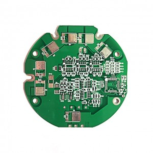 XWS Electronic 94v0 Board 4 Layer PCBA PCB Assembly Service Factory
